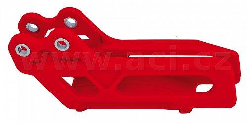 vodítko řetězu Yamaha, RTECH (červené)