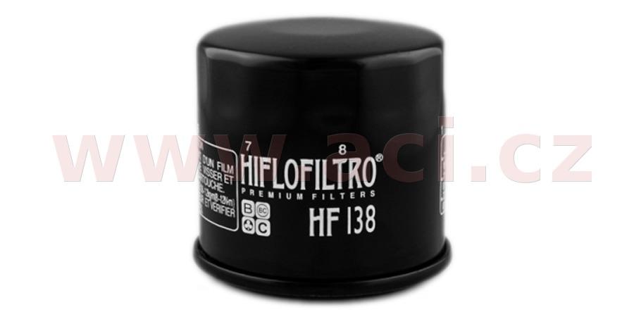 Olejový filtr HF138, HIFLOFILTRO