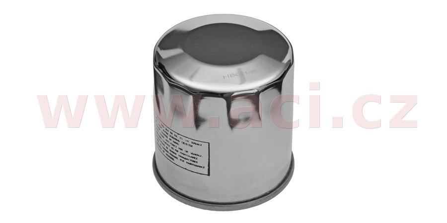 olejový filtr HF303C, ATHENA (Chrom)