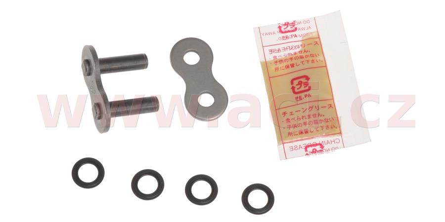 spojka řetězu 520VX3, D.I.D. - Japonsko (barva černá, typ ZJ)